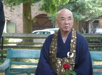 Video vom Besuch Sekkei Harada Roshi (2006)